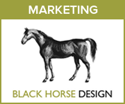 Black Horse Design Marketing (Lancashire Horse)