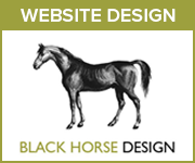 Black Horse Design Website Design (Lancashire Horse)