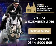 Liverpool International Horse Show 2019 (Lancashire Horse)