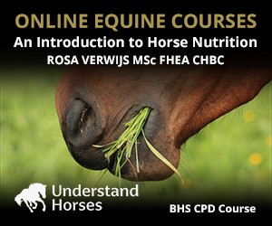 UH - An Introduction To Horse Nutrition (Lancashire Horse)